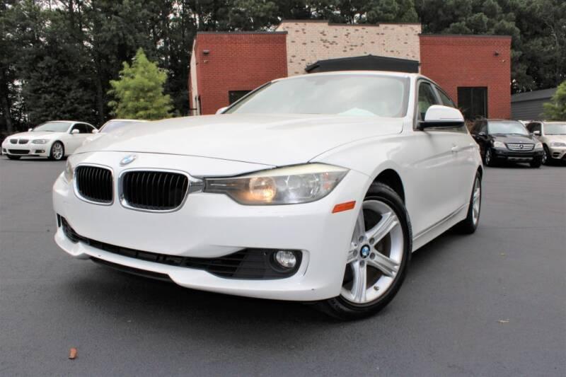 2012 BMW 3 Series for sale at Atlanta Unique Auto Sales in Norcross GA