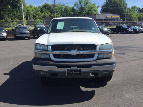 2004 Chevrolet Silverado 1500 for sale at Beckham's Used Cars in Milledgeville GA