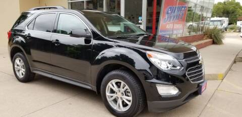 2017 Chevrolet Equinox for sale at Swift Auto Center of North Platte in North Platte NE