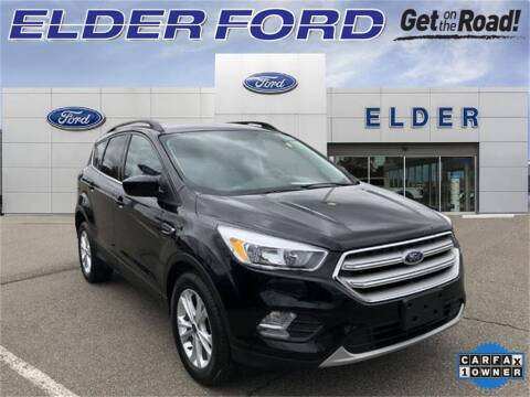2018 Ford Escape for sale at Mr Intellectual Cars in Troy MI