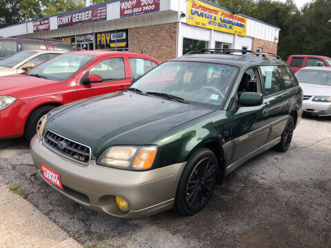 2003 Subaru Outback for sale at Sonny Gerber Auto Sales in Omaha NE