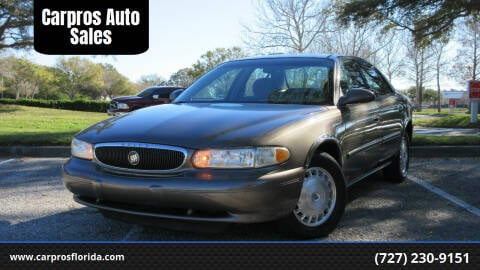 2005 Buick Century for sale at Carpros Auto Sales in Largo FL