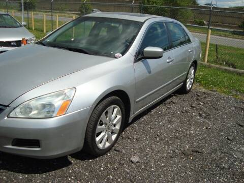 2007 Honda Accord for sale at Branch Avenue Auto Auction in Clinton MD