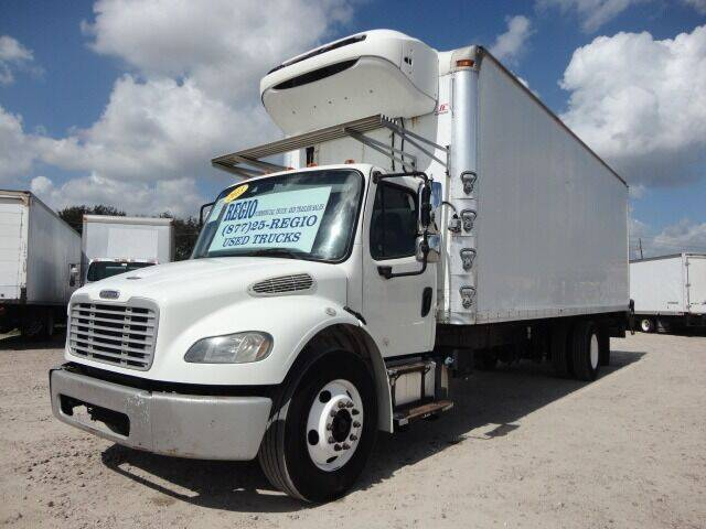2013 Freightliner Business class M2 for sale at Regio Truck Sales in Houston TX