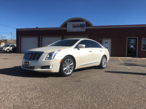 2013 Cadillac XTS for sale at Family Auto Finance OKC LLC in Oklahoma City OK