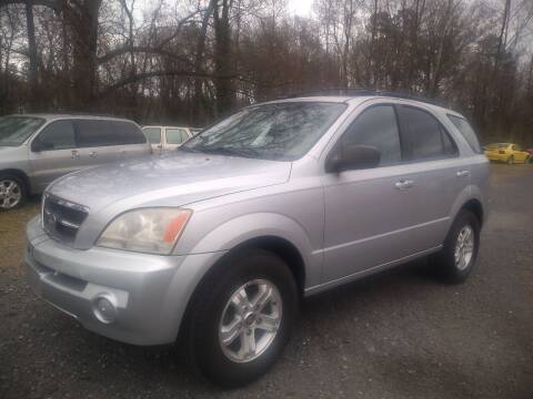 2004 Kia Sorento for sale at Easy Auto Sales LLC in Charlotte NC