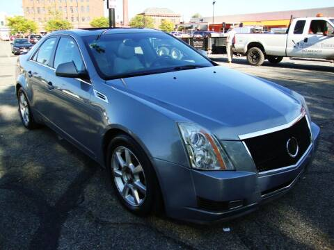 2008 Cadillac CTS for sale at Discount Auto Sales in Passaic NJ