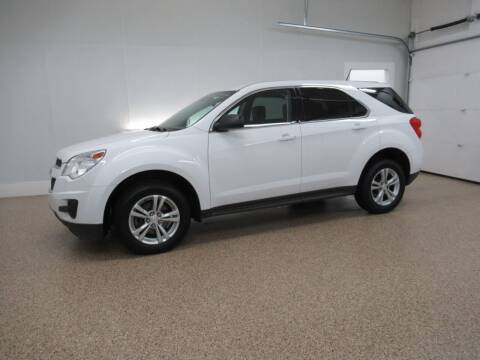 2013 Chevrolet Equinox for sale at HTS Auto Sales in Hudsonville MI