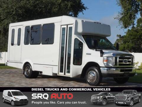 2018 Ford E-Series Chassis for sale at SRQ Auto LLC in Bradenton FL