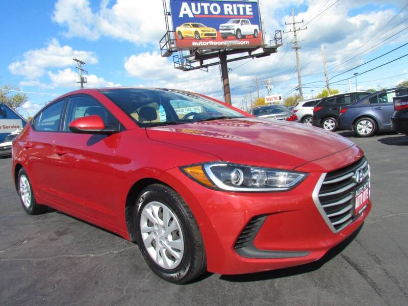 2017 Hyundai Elantra for sale at Auto Rite in Cleveland OH