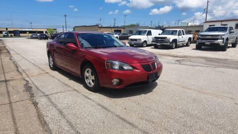 2008 Pontiac Grand Prix for sale at JT AUTO in Parma OH