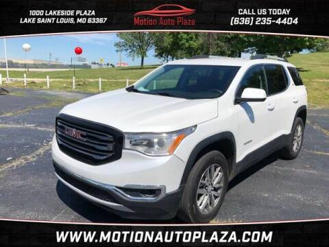 2017 GMC Acadia for sale at Motion Auto Plaza in Lakeside MO