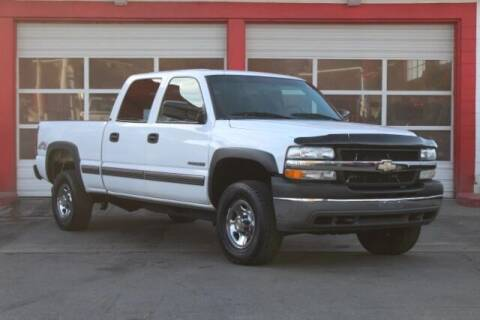 2002 Chevrolet Silverado 2500HD for sale at Truck Ranch in Logan UT