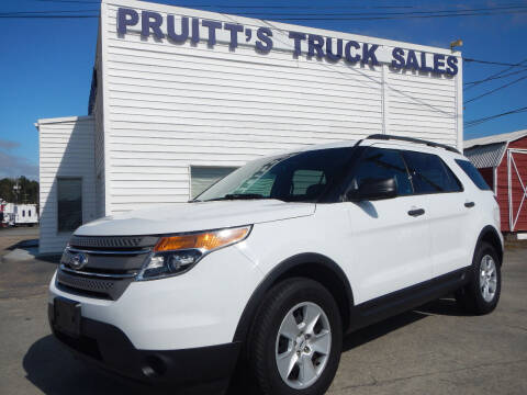 2014 Ford Explorer for sale at Pruitt's Truck Sales in Marietta GA
