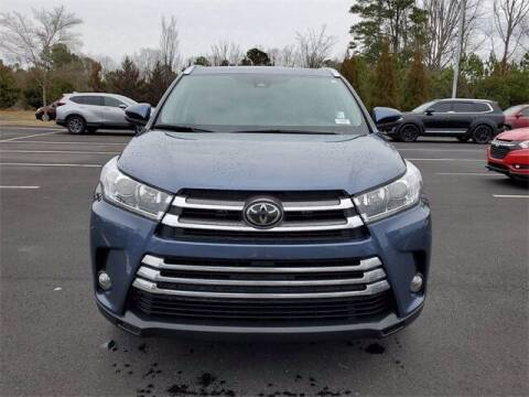 2018 Toyota Highlander for sale at Southern Auto Solutions - Lou Sobh Honda in Marietta GA