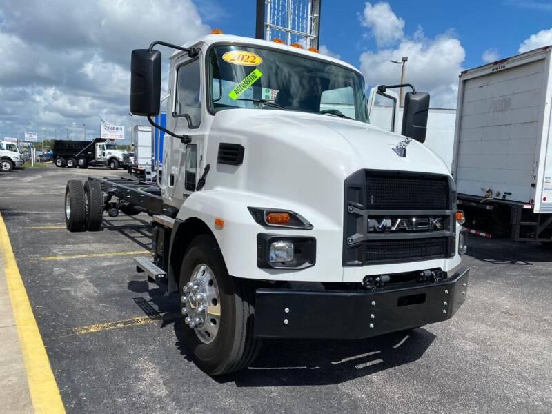 2022 Mack MD7 for sale at Orange Truck Sales in Orlando FL