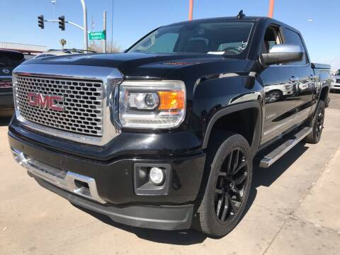 2015 GMC Sierra 1500 for sale at Town and Country Motors in Mesa AZ