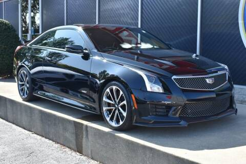 2016 Cadillac ATS-V for sale at Alfa Romeo & Fiat of Strongsville in Strongsville OH