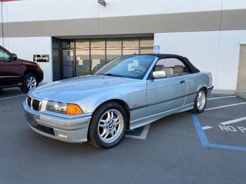 1998 BMW 3 Series for sale at 3D Auto Sales in Rocklin CA