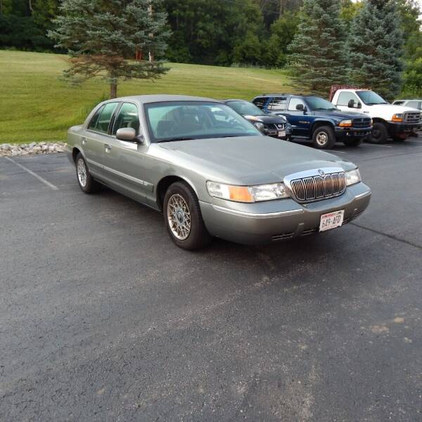 2001 Mercury Grand Marquis for sale at TIM'S ALIGNMENT & AUTO SVC in Fond Du Lac WI