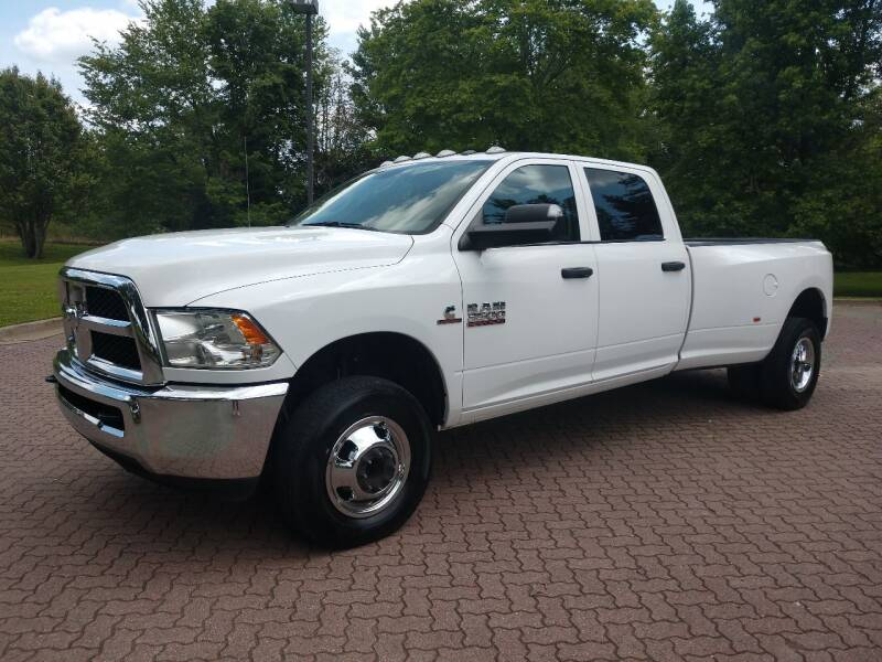 2018 RAM Ram Pickup 3500 for sale at CARS PLUS in Fayetteville TN