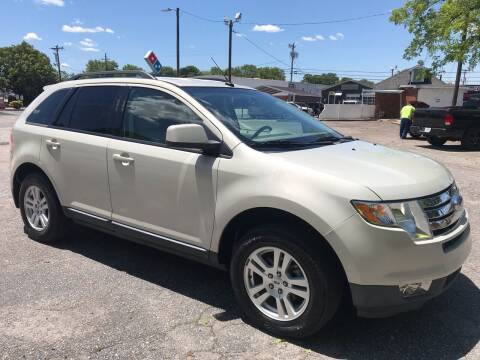 2007 Ford Edge for sale at Cherry Motors in Greenville SC