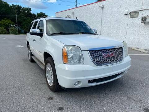 2012 GMC Yukon for sale at LUXURY AUTO MALL in Tampa FL