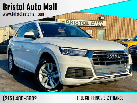 2020 Audi Q5 for sale at Bristol Auto Mall in Levittown PA