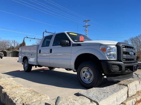 2012 Ford F-250 Super Duty for sale at Foust Fleet Leasing in Topeka KS