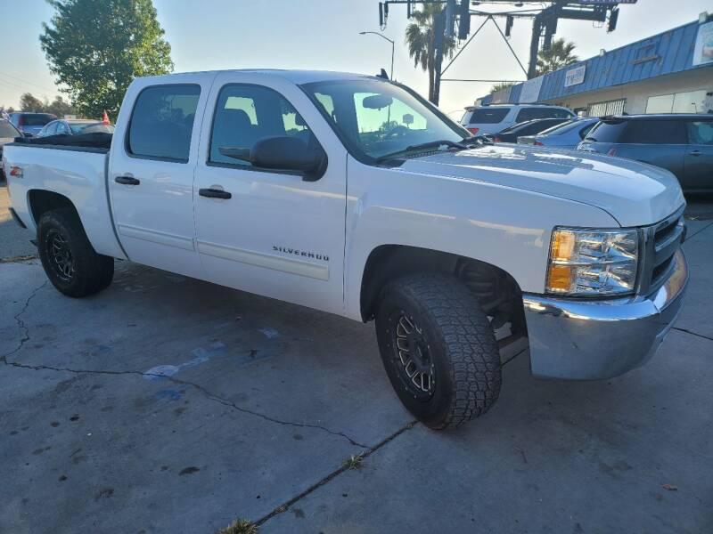 2013 Chevrolet Silverado 1500 for sale at Gold Coast Motors in Lemon Grove CA