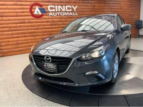 2016 Mazda MAZDA3 for sale at Dixie Motors in Fairfield OH
