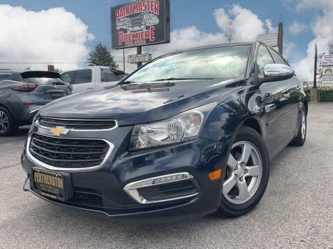 2015 Chevrolet Cruze for sale at Featherston Motors in Lexington KY