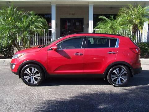 2011 Kia Sportage for sale at Thomas Auto Mart Inc in Dade City FL