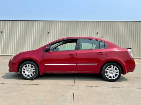 2012 Nissan Sentra for sale at TnT Auto Plex in Platte SD