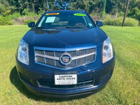 2011 Cadillac SRX for sale at CAPITOL AUTO SALES LLC in Baton Rouge LA
