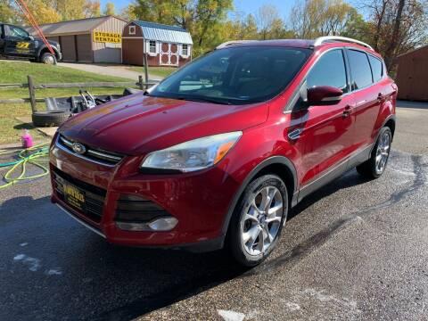 2014 Ford Escape for sale at 51 Auto Sales Ltd in Portage WI