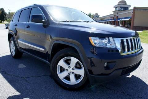 2011 Jeep Grand Cherokee for sale at CU Carfinders in Norcross GA