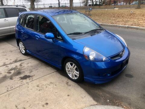 2007 Honda Fit for sale at HZ Motors LLC in Saugus MA