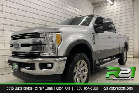 2017 Ford F-350 Super Duty for sale at Route 21 Auto Sales in Canal Fulton OH