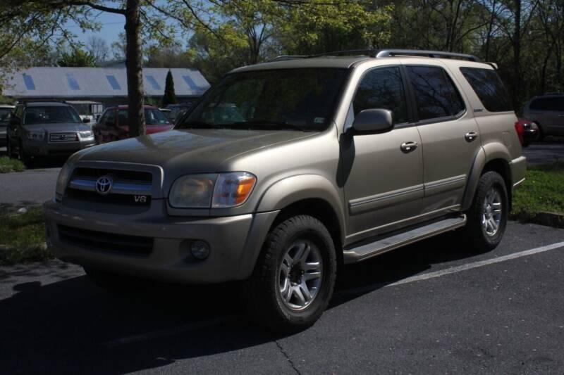 2005 Toyota Sequoia for sale at Auto Bahn Motors in Winchester VA