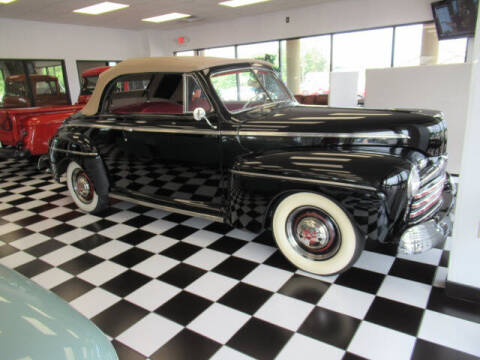 1946 Ford Super Deluxe for sale at TAPP MOTORS INC in Owensboro KY