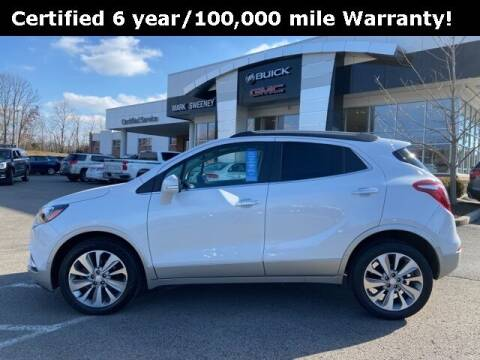 2017 Buick Encore for sale at Mark Sweeney Buick GMC in Cincinnati OH