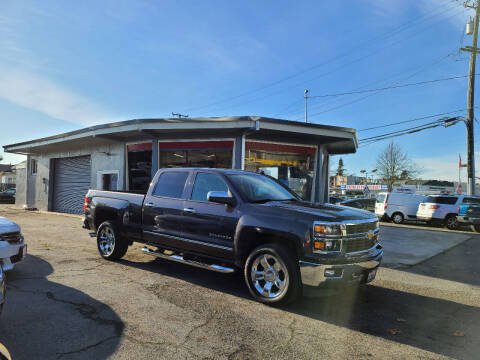 2014 Chevrolet Silverado 1500 for sale at Imports Auto Sales & Service in Alameda CA