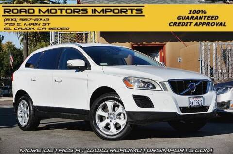 2013 Volvo XC60 for sale at Road Motors Imports in El Cajon CA