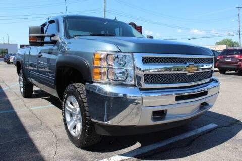 2012 Chevrolet Silverado 1500 for sale at B & B Car Co Inc. in Clinton Township MI