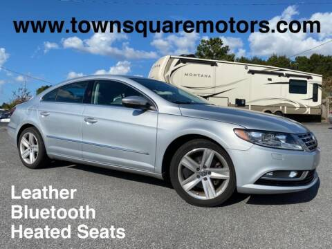 2013 Volkswagen CC for sale at Town Square Motors in Lawrenceville GA