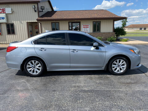 2017 Subaru Legacy for sale at Pro Source Auto Sales in Otterbein IN