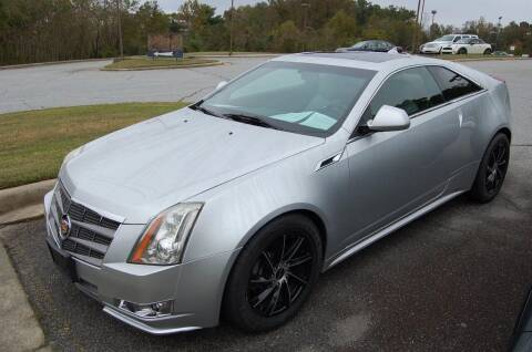 2011 Cadillac CTS for sale at Modern Motors - Thomasville INC in Thomasville NC