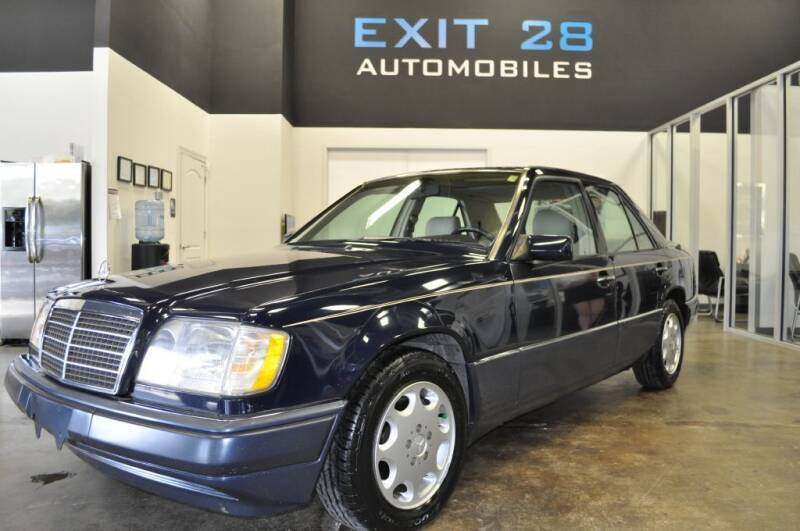 1994 Mercedes-Benz E-Class for sale at Exit 28 Auto Center LLC in Cornelius NC