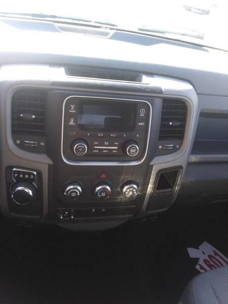 2014 RAM Ram Pickup 1500 4x2 Tradesman 4dr Quad Cab 6.3 ft. SB Pickup - Pleasant View TN